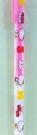 【震撼精品百貨】Hello Kitty 凱蒂貓~日本三麗鷗 KITTY 原子筆/中性筆-油亮粉#68602