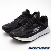 SKECHERS  GO RUN FORZA 3 -女款慢跑鞋- NO.15206BKW