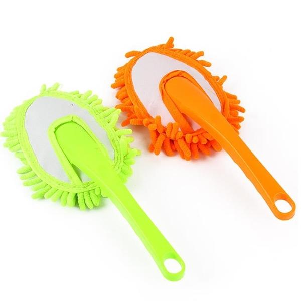 [超豐國際]雪尼爾雞毛掃家具掃灰塵工具 家用清潔雞毛撣子車用除塵