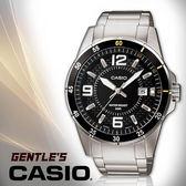CASIO手錶專賣店 卡西歐  MTP-1291D-1A2 男錶  壓紋時尚 礦物玻璃鏡面 三折式不鏽鋼錶殼錶帶