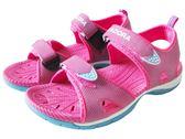 『雙惠鞋櫃』◆DIADORA迪亞多那 ◆ 大童 透氣排水機能 運動涼鞋 ◆ (DA2202) 桃