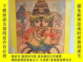 二手書博民逛書店The罕見Book of Hindu Festivals and