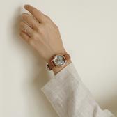 手錶女 伴朵星空手表女抖音同款韓版簡約氣質ins風文藝學生手表星空星辰