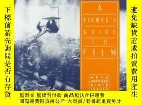 二手書博民逛書店A罕見Viewer s Guide To Film: Arts