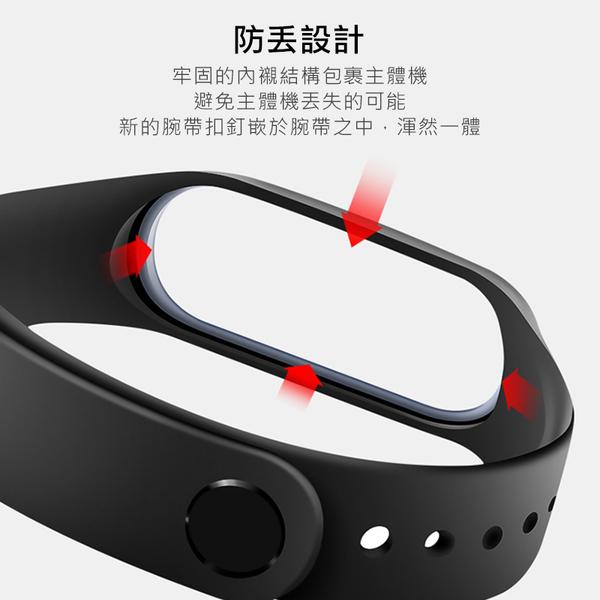 [替換帶] 小米手環 3 4 替換帶 錶帶 手錶 智能錶 手環 彩繪 迷彩 花 防掉 智能手錶 運動 腕帶