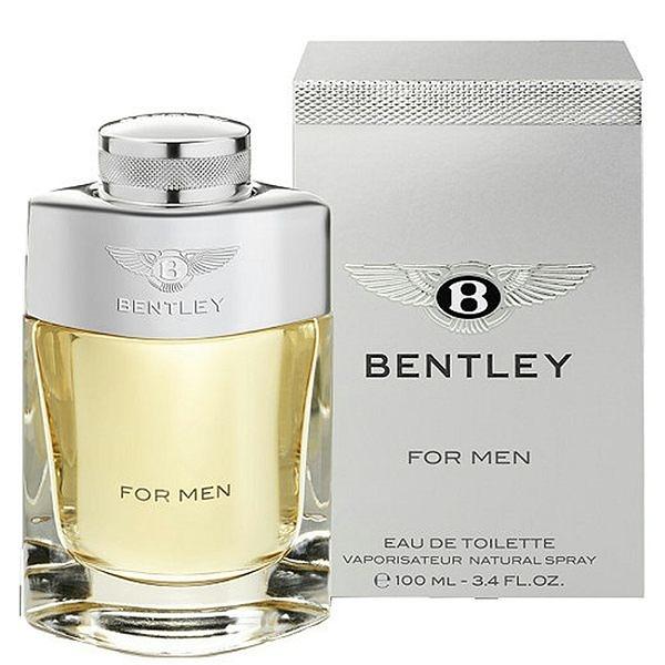 Bentley For Men Eau de Toilette Spray 賓利男士淡香水100ml