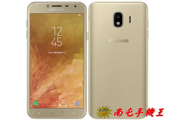 ↑南屯手機王↓Samsung Galaxy J4 雙卡雙待機~宅配免運費