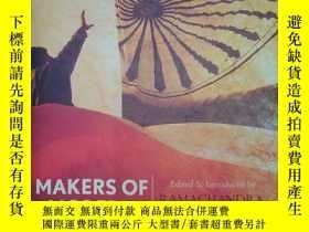 二手書博民逛書店Makers罕見of Modern India(詳見圖)Y6583 Ramachandra Guha (Ed