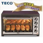 TECO 東元 42L雙溫控大烤箱  XYFYB4221