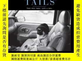 二手書博民逛書店Rescue罕見Tails: Portraits of Dogs and Their Celebrities-救援