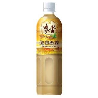 統一 麥香 錫蘭奶茶 600ml【康鄰超市】