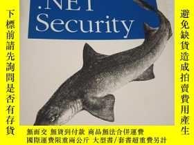 二手書博民逛書店Programming罕見. Net Security【略破】Y