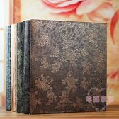 皮質相冊影集插頁式6寸過塑1000張入家庭寶寶成長大容量紀念冊本