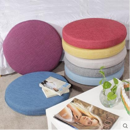 蒲團禪修墊打坐拜佛榻榻米坐墊子圓形日式椅子墊
