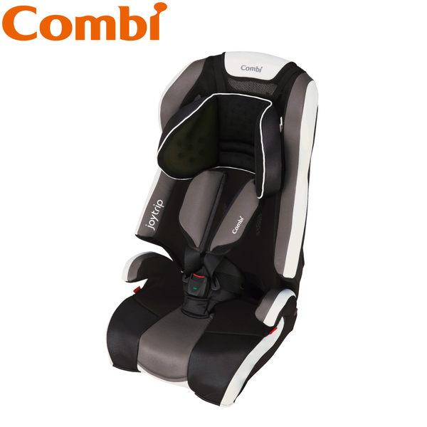 Combi 日本康貝 Joytrip MC EG 1-11歲成長型汽車座椅 / 汽座 (經典黑)