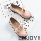 日系洛麗塔瑪麗珍單鞋圓頭復古娃娃鞋淺口學生新款平底原宿小皮鞋
