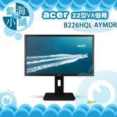 acer 宏碁 B226HQL AYMDR 22型VA螢幕液晶顯示器 電腦螢幕