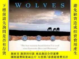 二手書博民逛書店The罕見Work of Wolves狼群,肯特·梅耶斯作品,英文原版Y449990 Kent Meyers