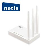 附發票*【鼎立資訊 】netis WF2409E 白極光無線寬頻分享器 300MB 3 支 5dBi 天線 現貨