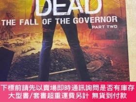 二手書博民逛書店The罕見Walking Dead: Fall of the Governor Part TwoY4259
