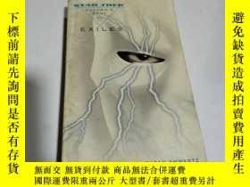 二手書博民逛書店STAR罕見TREK :EXILES(英文)Y212829