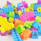 雪花片 兒童大顆粒拼裝搭插塑料雪花積木片益智男女孩3-6周歲寶寶1-2玩具