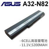 ASUS 日系電芯 A32-N82 電池  A32-N82 P42F P42JC P42F-V0007X  P42F-VO016X P42F-VO017Z P42F-VO019D