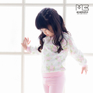 米諾娃   【玫瑰系列】長袖套裝7~8號