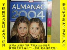 二手書博民逛書店People罕見Almanac 2004Y387491 出版2004