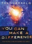 二手書博民逛書店《You Can Make a Difference: High-voltage Living in a Burned-out World》 R2Y ISBN:0849917840