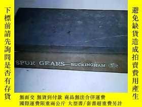 二手書博民逛書店SPUR罕見GEARS--BUCKINGHAM(看圖)Y1036