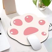 滑鼠墊 加厚可愛女卡通小號護腕游戲大號廣告定做電腦桌墊【快速出貨】