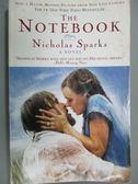 【書寶二手書T4/原文小說_KPL】The Notebook_Sparks, Nicholas