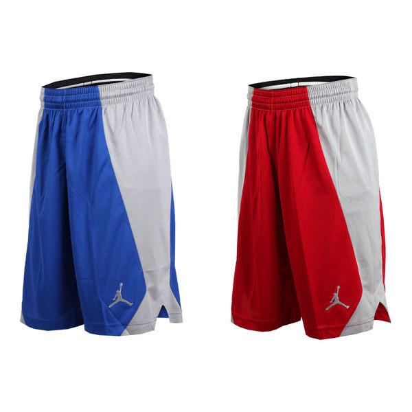 NIKE 喬丹系列-男針織籃球短褲(慢跑