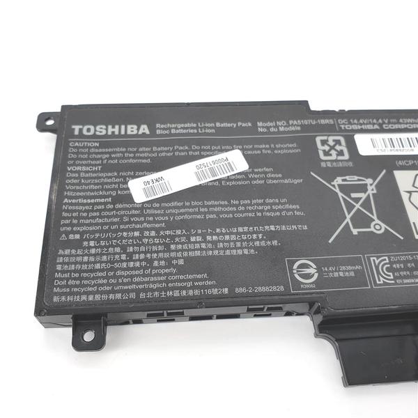TOSHIBA 4芯 PA5107U 日系電芯 電池 P55T L40 L45D L50 L50A L50A00M