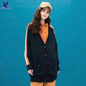 【早秋新品】American Bluedeer - V領針織外套(魅力價) 秋冬新款