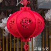 新年裝飾燈籠室內掛飾元旦裝飾年會春節過年店鋪商場氛圍布置用品 初语生活馆