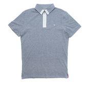 HYPER HEROES 男版短袖白領款POLO衫-中灰 CL1SSM505 | OS小舖