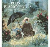 【停看聽音響唱片】【CD】皮克西斯:鋼琴三重奏