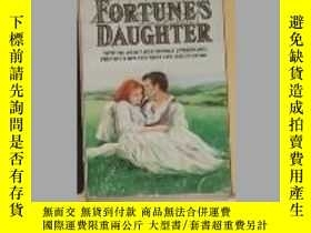 二手書博民逛書店英文原版罕見Fortune s Daughter by Con