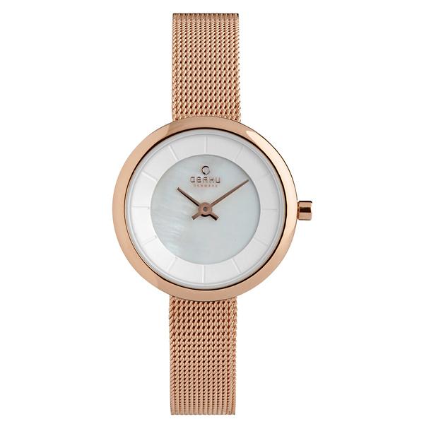 OBAKU 雅悅媛式時尚腕錶-V146LVWMV1