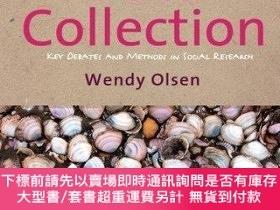 二手書博民逛書店Data罕見CollectionY255174 Wendy Olsen Sage Publications L
