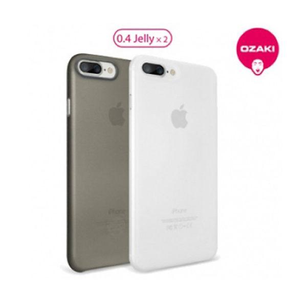 Ozaki O!coat 0.4 Jelly 2 in 1 iPhone 7 Plus 5.5吋 超薄保護殼2合1