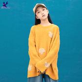 【早秋新品】American Bluedeer - 小熊綿柔毛衣(魅力價) 秋冬新款