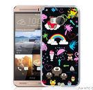 ✿ 3C膜露露 ✿【卡通小物*硬殼】HTC ONE ME手機殼 手機套 保護套 保護殼