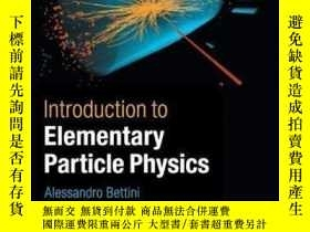 二手書博民逛書店Introduction罕見To Elementary Particle PhysicsY307751 Ale