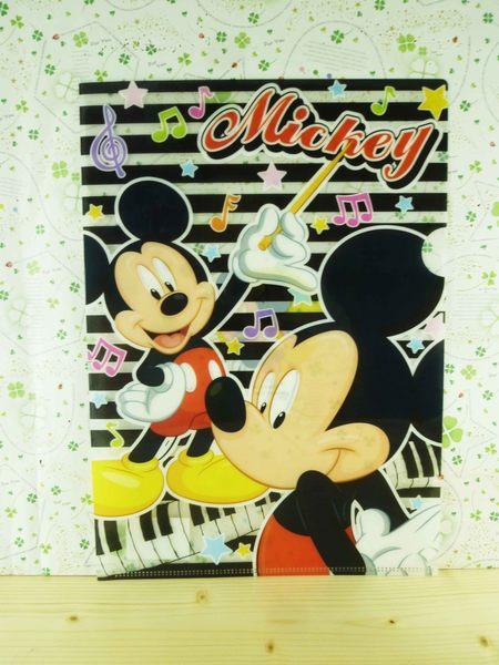 【震撼精品百貨】Micky Mouse_米奇/米妮 ~l夾-黑鋼琴