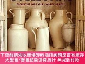 二手書博民逛書店A罕見Passion for Collecting: Decorating with Your Favorite