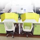 辦公桌子擋板課桌隔斷防飛沫分隔板吃飯就餐防疫防護板學校隔離板快速出貨快速出貨