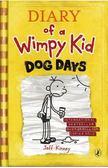 (二手書)Diary of a Wimpy Kid #4: Dog Days (International edition)